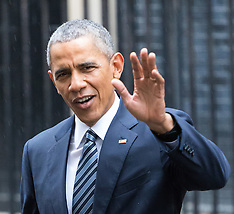 2016-04-22 President Obama visits Downing Street