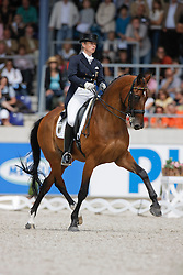 Werth Isabell - Satchmo 78<br /> CHIO Aachen 2008<br /> Photo © Hippo Foto