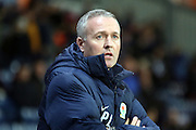 Paul Lambert during the Sky Bet Championship match between Blackburn Rovers and Queens Park Rangers at Ewood Park, Blackburn, England on 12 January 2016. Photo by Pete Burns.