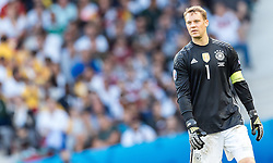 26.06.2016, Stade Pierre Mauroy, Lille, FRA, UEFA Euro 2016, Deutschland vs Slowakei, Achtelfinale, im Bild Manuel Neuer (GER) // Manuel Neuer (GER) during round of 16 match between Germany and Slovakia of the UEFA EURO 2016 France at the Stade Pierre Mauroy in Lille, France on 2016/06/26. EXPA Pictures © 2016, PhotoCredit: EXPA/ JFK