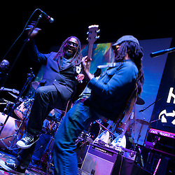 Nappy Riddem | Tally Ho Theatre, 12/11/13