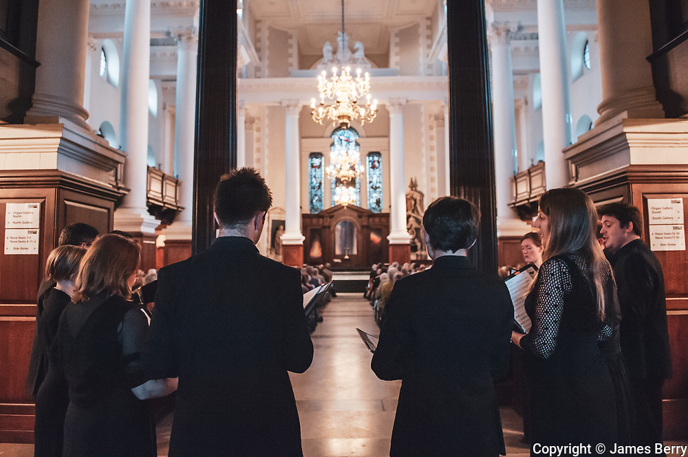 Stile Antico. Christ Church Spitalfields. Friday 5 June.