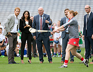 Meghan Markle & Harry At Gaelic Sports Festival2