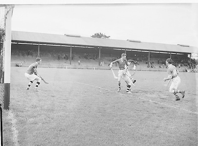 Special Hurling Comp. Westmeath v Kerry..Winners - Westmeath..24.08.1952  24th August 1952