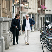 NLD/Amsterdam/20190701 - Uitreiking Johan Kaartprijs 2019, George van Houts