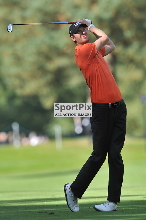 Chris Wood England, British Masters, European Tour, Woburn Golf Club, 8th October 2015