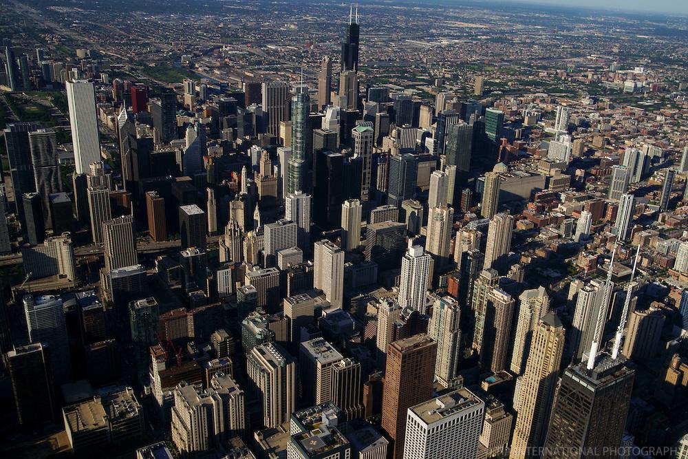 Chicago Loop, Morning