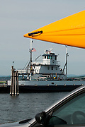 Charlotte, VT - Essex, NY ferry, Lake Champlain, Vermont.