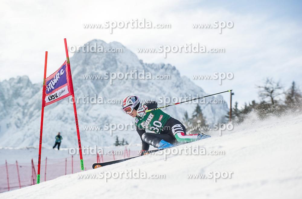 28.12.2013, Hochstein, Lienz, AUT, FIS Weltcup Ski Alpin, Lienz, Riesentorlauf, Damen, 1. Durchgang, im Bild Manuela Moelgg (ITA) // during the 1st run of ladies giant slalom Lienz FIS Ski Alpine World Cup at Hochstein in Lienz, Austria on 2013-12-28, EXPA Pictures © 2013 PhotoCredit: EXPA/ Michael Gruber