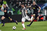 13.12.2018 - Torino - Champions League   -  Juventus-Tottenham nella  foto: Miralem Pjanic