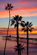 San Clemente at Dusk