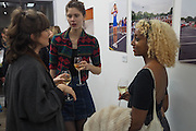 ALISA TRYKHOTSKY; EUGENIA LAPTEVA; RUTH TEDROS, Dench Does Dallas, Photographs by Peter Dench.  Art Bermondsey project Space.  Bermondsey St. London. 20 October 2015