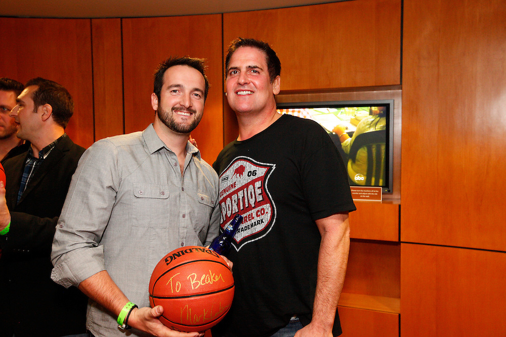 Mark Cuban at Red Carpet event in Orlando, Florida.