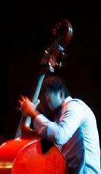 Harish Ragavan (Ambrose Akinmusire), 2011<br /> Photo by Darrin Zammit Lupi