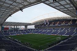 10.03.2015, Estadio do Dragao, Porto, POR, UEFA CL, FC Porto vs FC Basel, Achtelfinale, Rückspiel, im Bild Uebersicht Estadio do Dragao. // during the UEFA Champions League Round of 16, 2nd Leg match between FC Porto and FC Basel at the Estadio do Dragao in Porto, Portugal on 2015/03/10. EXPA Pictures © 2015, PhotoCredit: EXPA/ Freshfocus/ Christian Pfander<br /> <br /> *****ATTENTION - for AUT, SLO, CRO, SRB, BIH, MAZ only*****