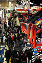 Herning, Danmark, 20130406: MCH Messe - Transport 2013. .Foto: Lars Møller.Herning, Denmark, 20130406: MCH Fair - Transport 2013. .Photo: Lars Moeller