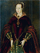 The Streatham Portrait of Lady Jane Grey;  Painting on panel 1590s
