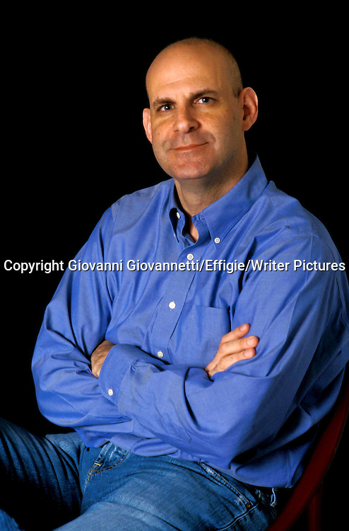 Harlan Coben <br /> <br /> <br /> 14/06/2007<br /> Copyright Giovanni Giovannetti/Effigie/Writer Pictures<br /> NO ITALY, NO AGENCY SALES