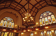 Interior, Historic Mother Bethel African Methodist Episcopal Church, 1794, Richard Allen Minister, Philadelphia, PA