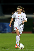 Fifa Womans World Cup Canada 2015 - Preview //<br /> Algarve Cup 2015 Tournament ( Vila Real San Antonio Sport Complex - Portugal ) - <br /> Norway vs Usa 1-2 , Inger Ane Hole of Norway