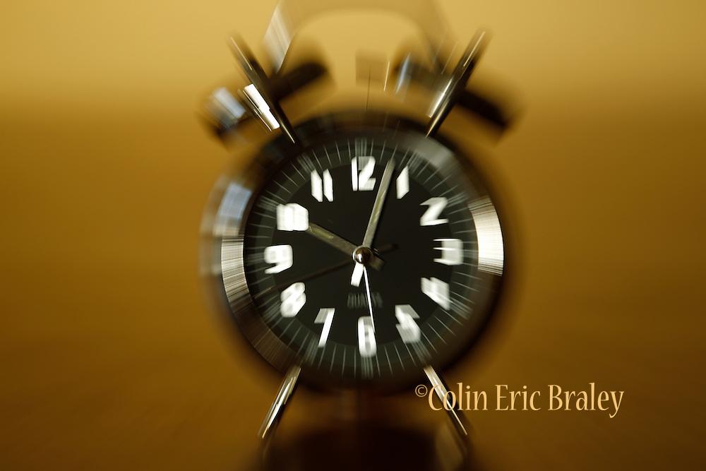 Alarm Clock. Colin E Braley (Wild West-Media)