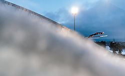 09.03.2018, Holmenkollen, Oslo, NOR, FIS Weltcup Ski Sprung, Raw Air, Oslo, im Bild Daniel Andre Tande (NOR) // Daniel Andre Tande of Norway during the 1st Stage of the Raw Air Series of FIS Ski Jumping World Cup at the Holmenkollen in Oslo, Norway on 2018/03/10. EXPA Pictures © 2018, PhotoCredit: EXPA/ JFK