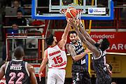 Matteo Tambone<br /> Pallacanestro Varese - S.Oliver Wuzburg<br /> FIBA Europe Cup 2018/2019<br /> Semi-Finals Gameday 1 - Game 1 <br /> Varese 10 April 2019<br /> Foto Mattia Ozbot / Ciamillo-Castoria