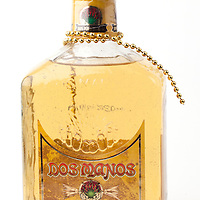 Dos Manos reposado -- Image originally appeared in the Tequila Matchmaker: http://tequilamatchmaker.com