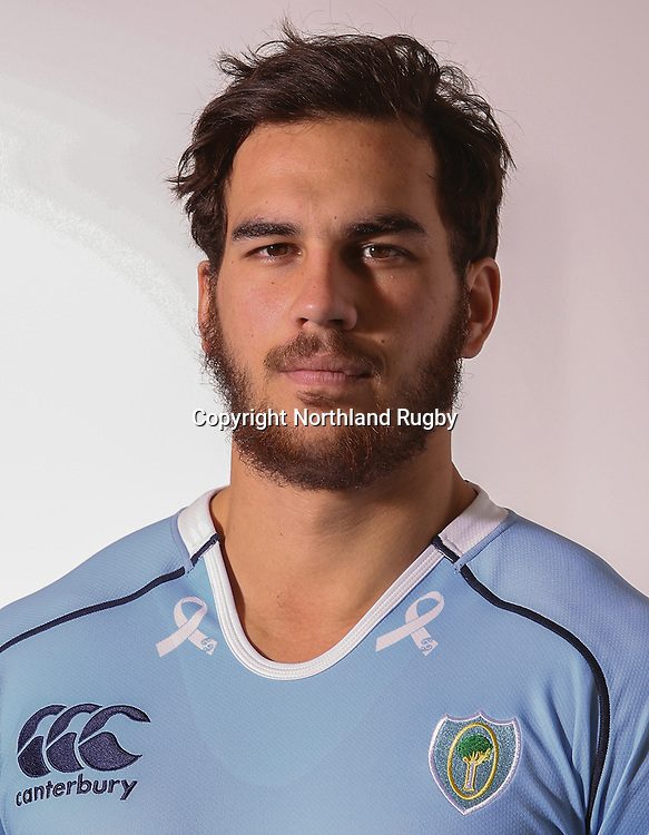 Kara Pryor. Headshots of the Northland ITM Cup rugby union team for the 2015 season.