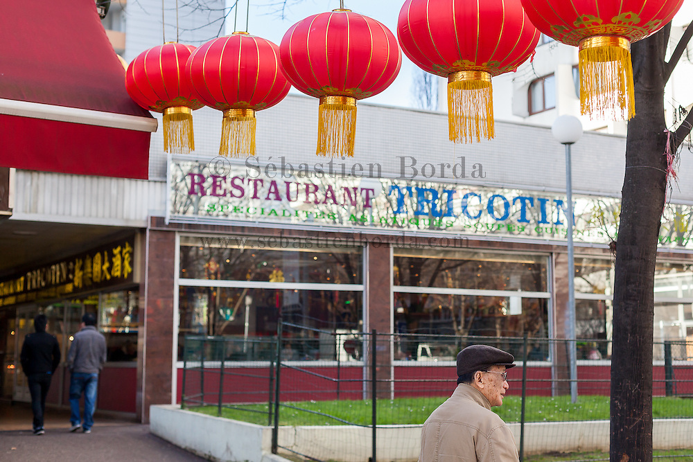 Restaurant asiatique Tricotin dans le 13eme arrondissement // Paris asian restaurant named Tricotin in 13rd district