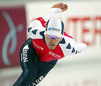 Skøyter, 9. november 2002. Verdenscupåpning, Vikingskipet, Erben Wennemars, Nederland