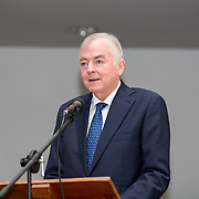 09.05. 2017.                                                 <br /> Limerick City and County Council has awarded the former President of the University of Limerick, Prof. Don Barry a civic reception in recognition of his ten years at the helm of the university and for his leadership in higher education and regional development.<br /> <br /> Pictured at the event was Prof. Don Barry. Picture: Alan Place