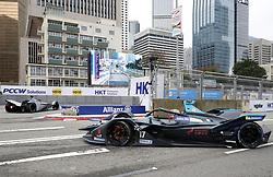 March 10, 2019 - Hong Kong, HONG KONG - 17, Gary PAFFETT, GBR, HWA Racelab, Venturi, VFE05, .HONG KONG, CHN, 10. March 2019, Formula E Hong Kong .E-Prix, FIA Formula E, Formula E Grand Prix 2019.  Formel E, Elektro e-prix Autorennen (Credit Image: © David McIntyre/ZUMA Wire)