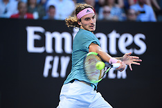 Australian Open fourth round - 20 Jan 2019