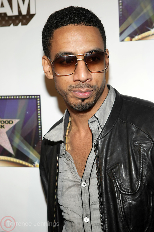 Ryan Leslie at The Dream's Black Tie Album Release Party held at The Hiro Ballroom on March 11, 2008 in New York City.  ..The Dream- Platinum-selling, award-winning, R&B Recording Artist, Writer and Producer, whose sophomore album, Love vs. Money, out NOW!