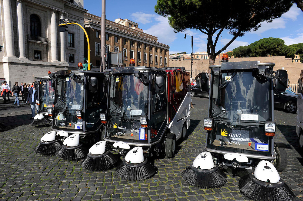 Roma 24 Ottobre 2009.<br />