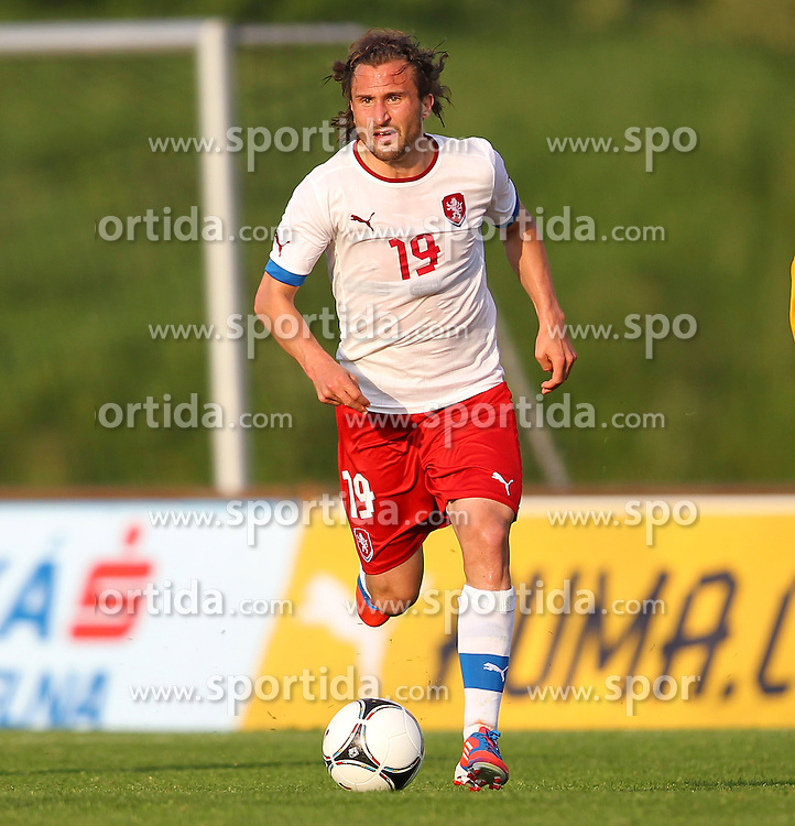 23.05.2012, Thermenstadion, Bad Waltersdorf, AUT, UEFA EURO 2012, Testspiel, Tschechische Republik vs Thermenland Auswahl, im Bild Petr Jiracek (Czech Republic, #19) // during Preparation Game for the UEFA Euro 2012 between Czech Republic and a Regional Team at the Thermenstadium, Bad Waltersdorf, Austria on 2012/05/23.. EXPA Pictures © 2012, PhotoCredit: EXPA/ Patrick Leuk