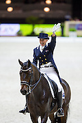 Mary Hanna - Sancette<br /> FEI World Cup Final 2014<br /> © DigiShots