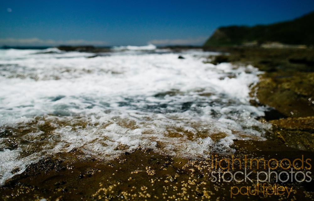 Dudley Beach, Coastline, Views of the Eastern Australia Coast