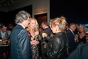 WARWICK HEMSLEY; JERRY HALL;  TRACEY EMIN, The Lighthouse Gala auction in aid of the Terrence Higgins Trust. Christies. London. 19 March 2012.