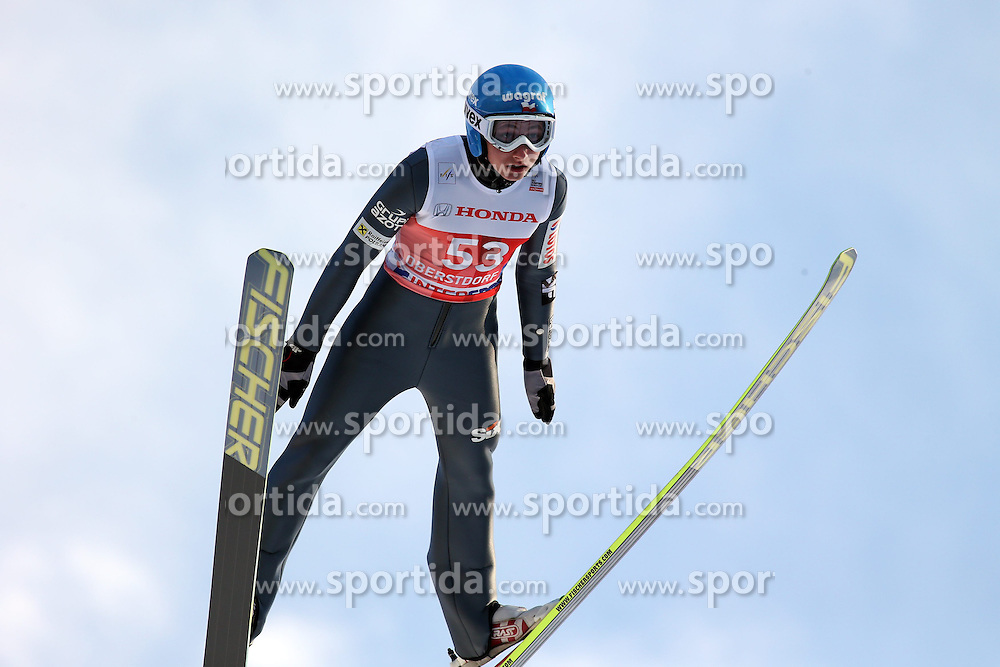 28.12.2013, Schattenbergschanze, Oberstdorf, GER, FIS Ski Sprung Weltcup, 62. Vierschanzentournee, Garmisch Partenkirchen, Bewerb, im Bild Krzysztof Biegun // Krzysztof Biegun during Competition of 62th Four Hills Tournament of FIS Ski Jumping World Cup at the at the Schattenbergschanze in Oberstdorf, Germany on 2013/12/28. EXPA Pictures &copy; 2014, PhotoCredit: EXPA/ Sammy Minkoff<br /> <br /> *****ATTENTION - OUT of GER*****