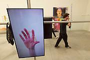 56th Art Biennale in Venice - All The World's Futures.<br /> Giardini.<br /> Spain pavilion.<br /> Pepo Salazar, 2015.
