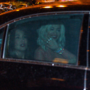 NLD/Amsterdam/20131110 - Rita Ora leaving the hotel for the MTV EMA 2013