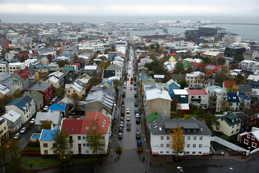 Reykjavic, Iceland.