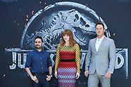 052218 'Jurassic World: Fallen Kingdom' Photocall