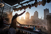 DETROIT – MAY 26: Sights of the 2018 Movement Detroit Electronic Music Festival Saturday, May 26, 2018 at Hart Plaza in downtown Detroit. (Photo by Bryan Mitchell for Paxahau)