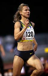 Slovenian runner Brigita Langerholc in Velenje, on June 28, 2007.  (Photo by Vid Ponikvar / Sportal Images)/ Sportida)