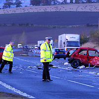 Perth A9 Fatal RTA...14.11.2000.<br />