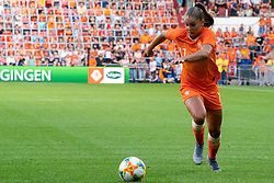 01-06-2019 NED: Netherlands - Australia, Eindhoven<br /> <br /> Friendly match in Philips stadion Eindhoven. Netherlands win 3-0 / Lieke Martens #11 of The Netherlands