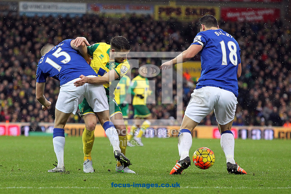 Wes Hoolahan of Norwich in action during the Barclays Premier League match at Carrow Road, Norwich<br /> Picture by Paul Chesterton/Focus Images Ltd +44 7904 640267<br /> 12/12/2015